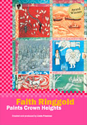 <b>Faith Ringgold</b>: Paints Crown Heights DVD Cover